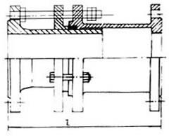 SF型钢制伸缩器