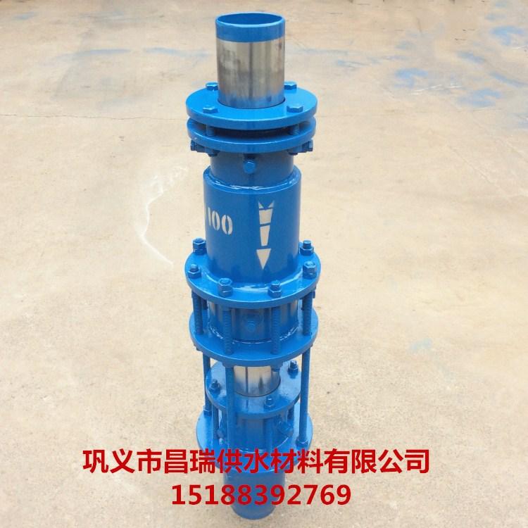 TWB(ZTWB)型注油式直流介质无推力套筒补偿器
