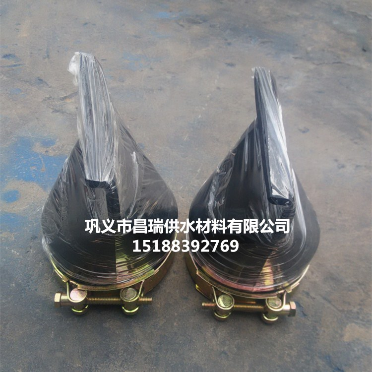 XH81型卡箍式鸭嘴阀用于污水处理厂排污止回